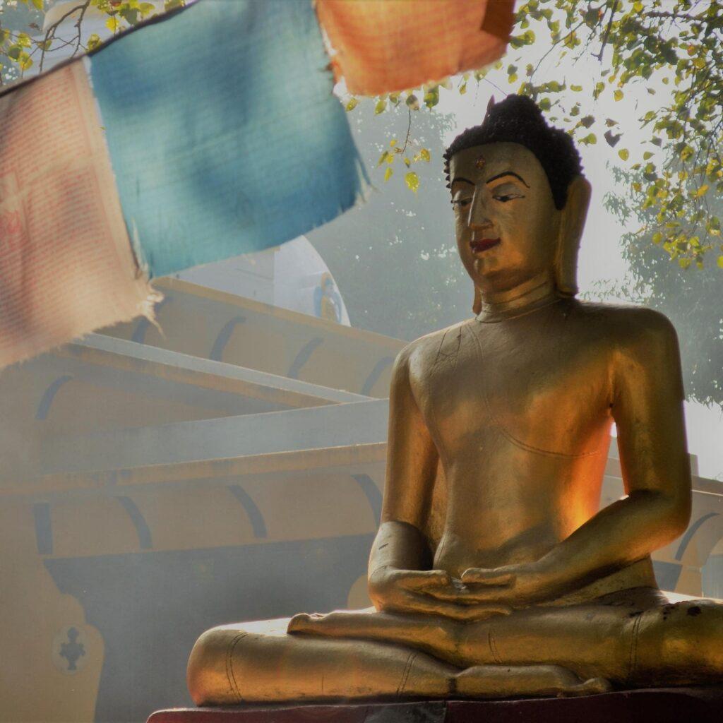 Connectée à la spiritualité